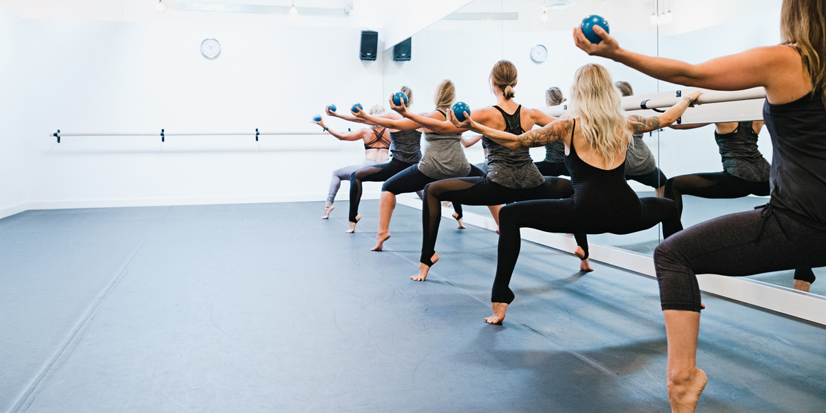 Burlington barre classes